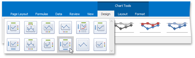 User Interface Reference > Spreadsheet > Charting > Applying