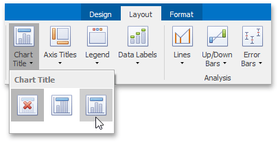 User Interface Reference > Spreadsheet > Charting